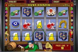 Игровой автомат Лаки Хантер